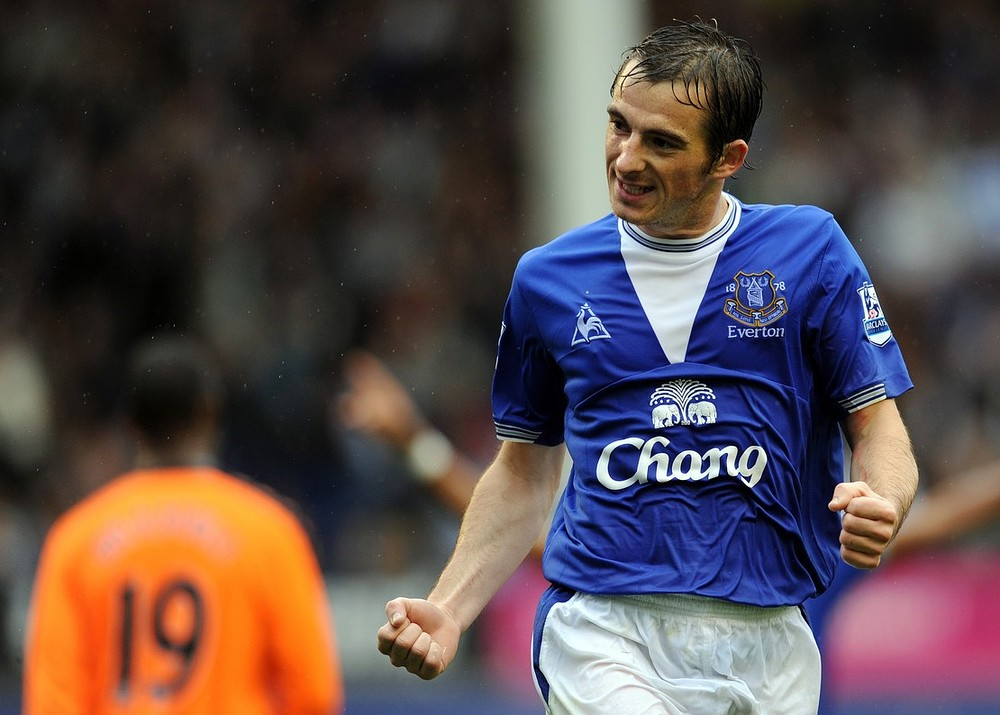 Everton to thank loyal Leighton Baines with 50 per cent pay-rise