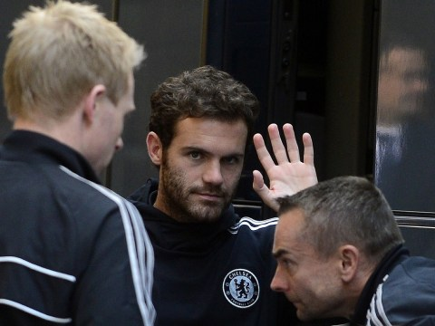 Juan Mata edges closer to Chelsea exit after being dropped from squad v Fulham