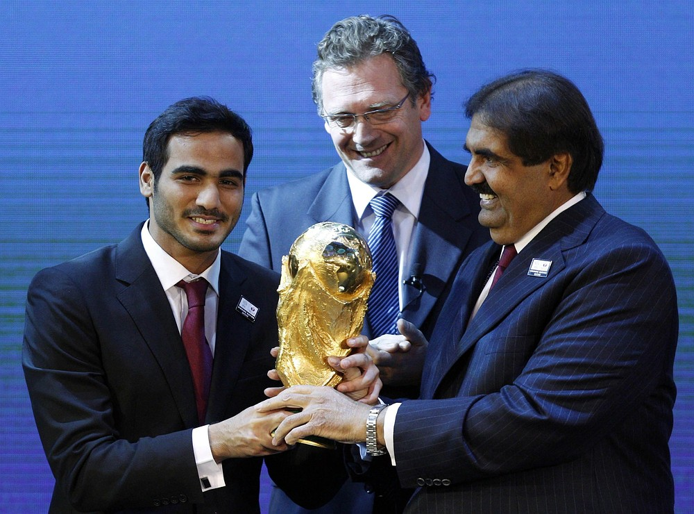 Fifa confirm the 2022 World Cup in Qatar will be held in winter
