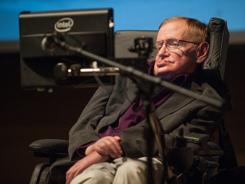 Professor Stephen Hawking: We kill ill animals, so why should humans suffer?