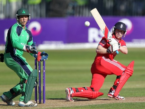 Eoin Morgan says his late runs could lead to Ashes call-up
