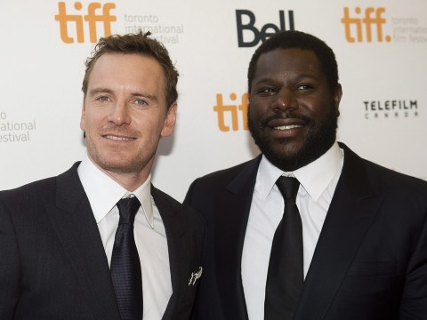 British director Steve McQueen in Oscars frame following Toronto Film Festival win
