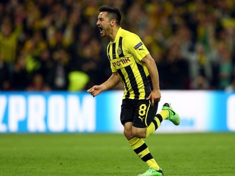 Arsenal and Manchester City 'hold transfer talks for Borussia Dortmund midfielder Ilkay Gundogan'