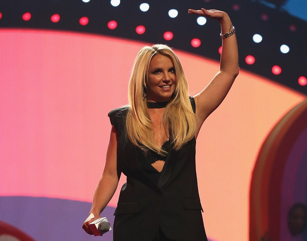 Britney Spears has revealed the title of her new album (Picture: Getty)