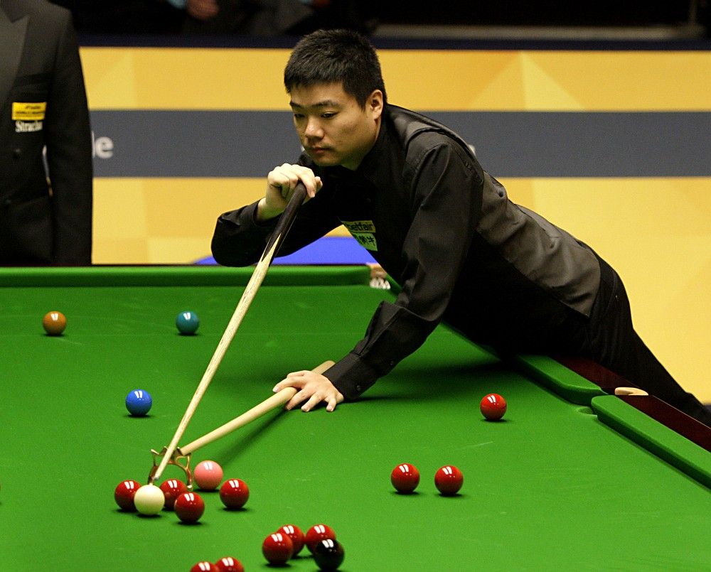 Ding Junhui says era of Chinese dominance in snooker is upon us