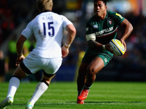 Manu Tuilagi recovers from difficult week with key role as Leicester see off Newcastle