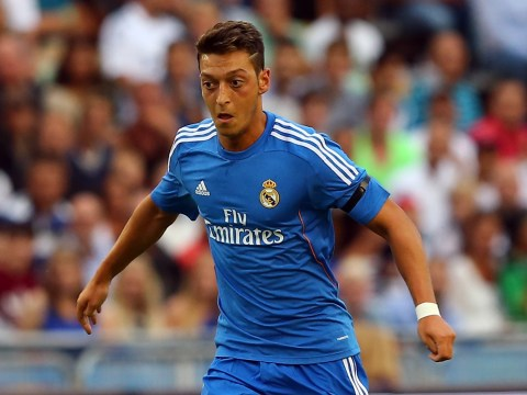 Arsenal complete club-record signing of Real Madrid star Mesut Ozil