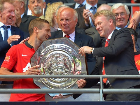 David Moyes: Nemanja Vidic is 'the best ever' and will get new contract