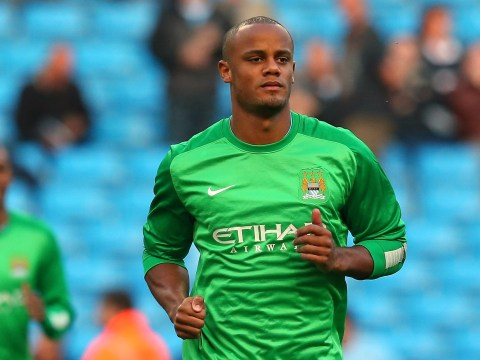 Vincent Kompany: Manchester City excited about 'special derby' with Manchester United