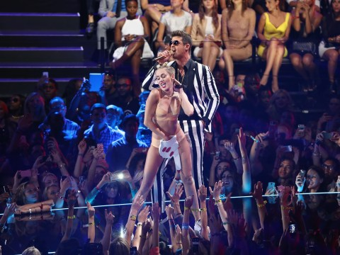 Miley Cyrus loses out on a Vogue cover following twerkgate