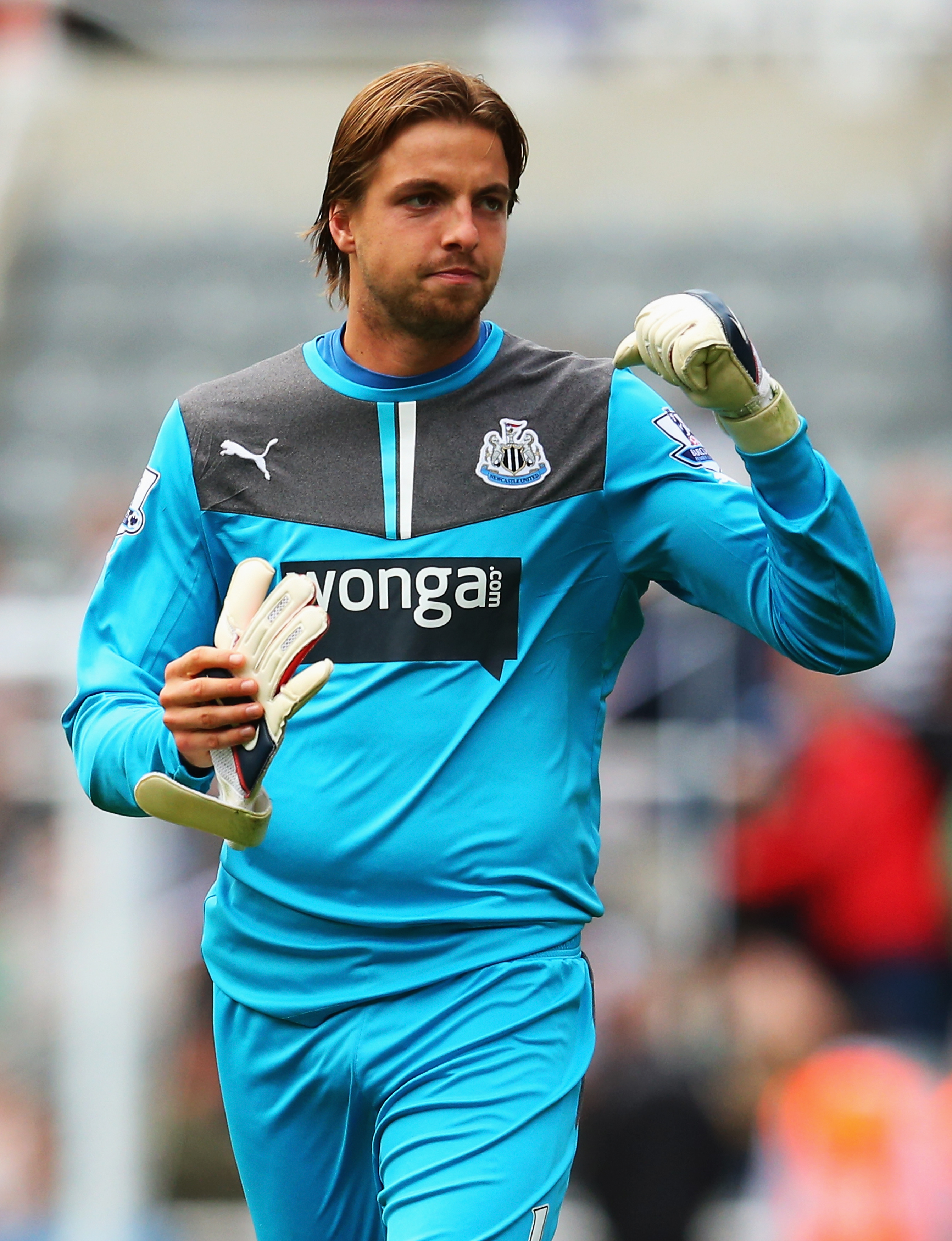 Tim Krul vows to snub January move to Monaco and stay at Newcastle