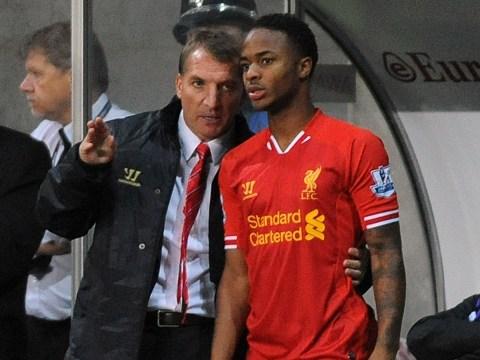 Brendan Rodgers: Raheem Sterling must shape up or risk wrecking Liverpool career