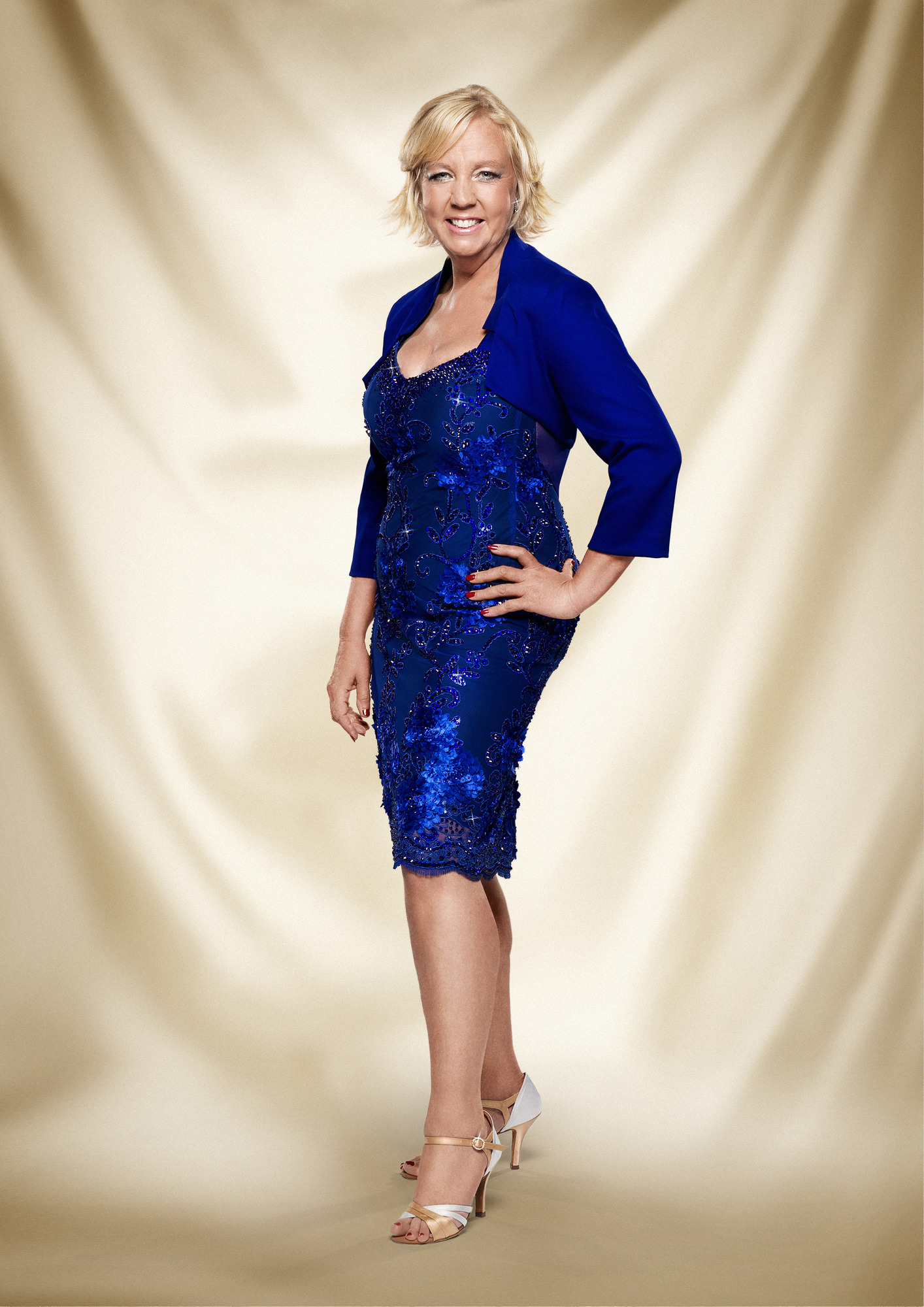 Deborah Meaden: In the past I would have won Strictly Come Dancing
