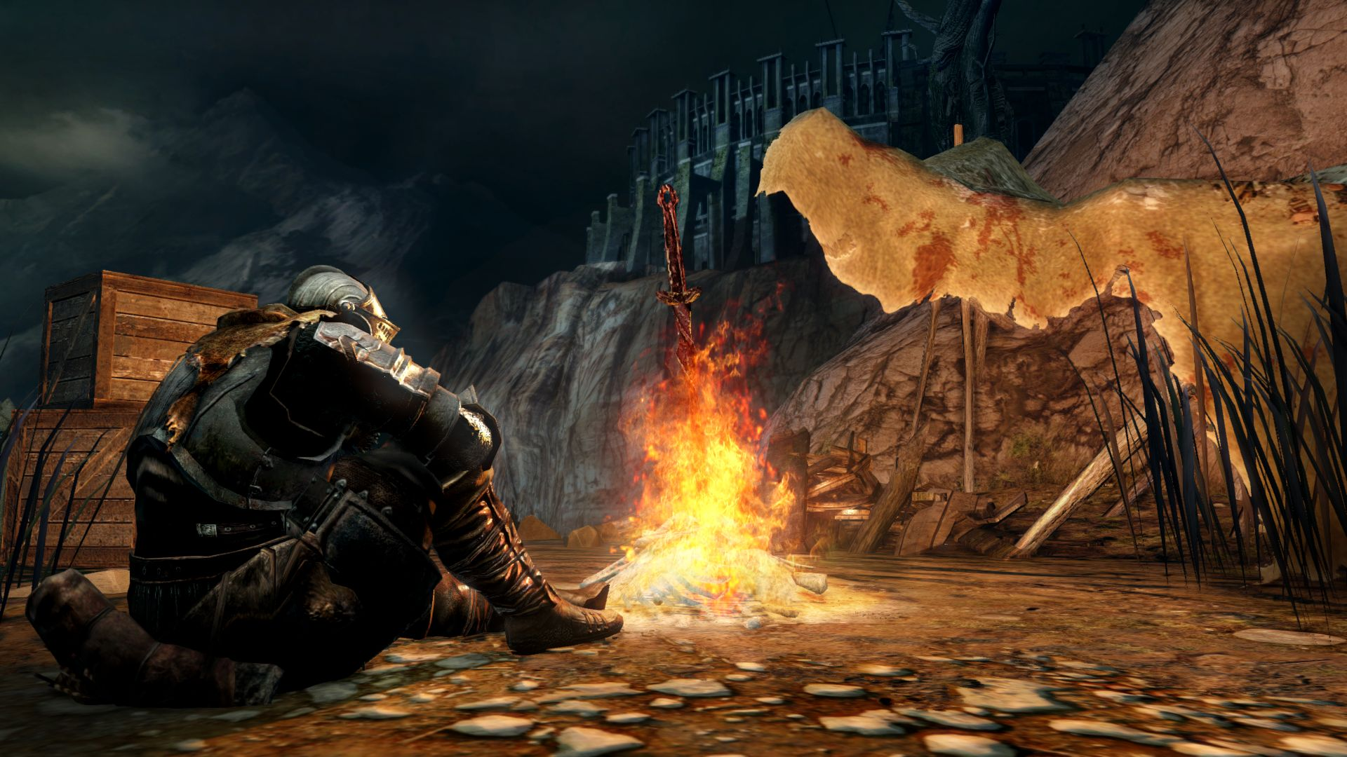 Dark Souls II release date confirmed, new trailer online