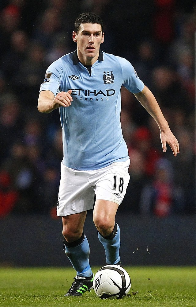 Gareth Barry focused on Everton, not England, after joining on loan from Manchester City