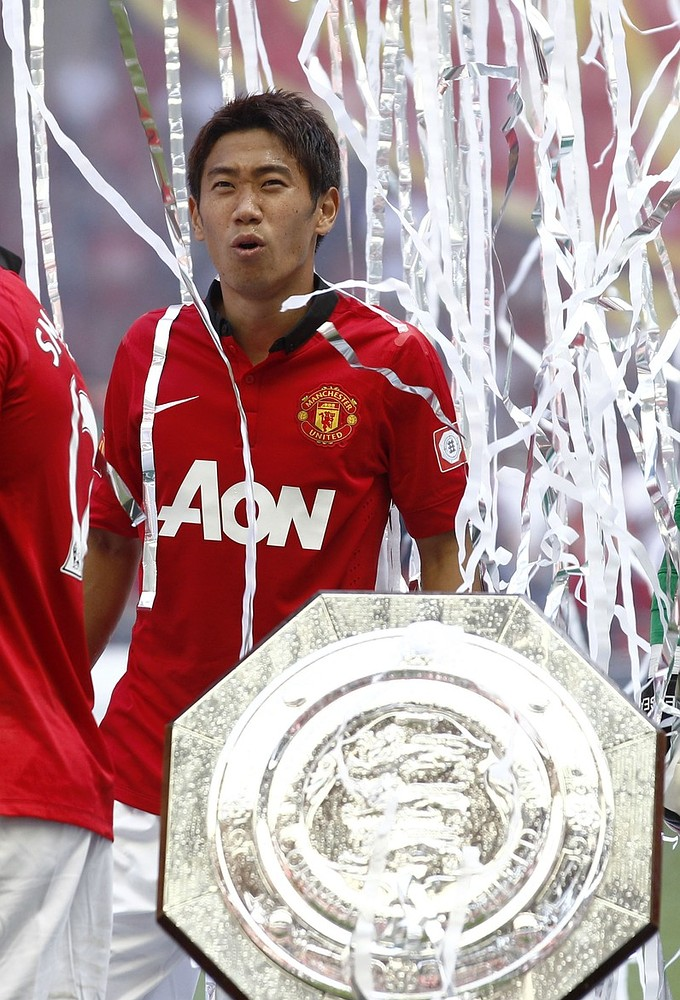 Shinji Kagawa voices frustration at Manchester United exile, telling journalists to ask David Moyes why he isn't playing