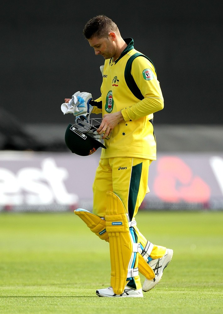 Australia's one-day hopes hit after Michael Clarke's injury flares up
