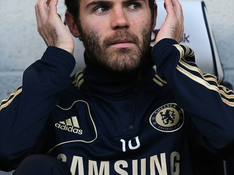 Juan Mata blames Chelsea absence on injury and plays down transfer talk