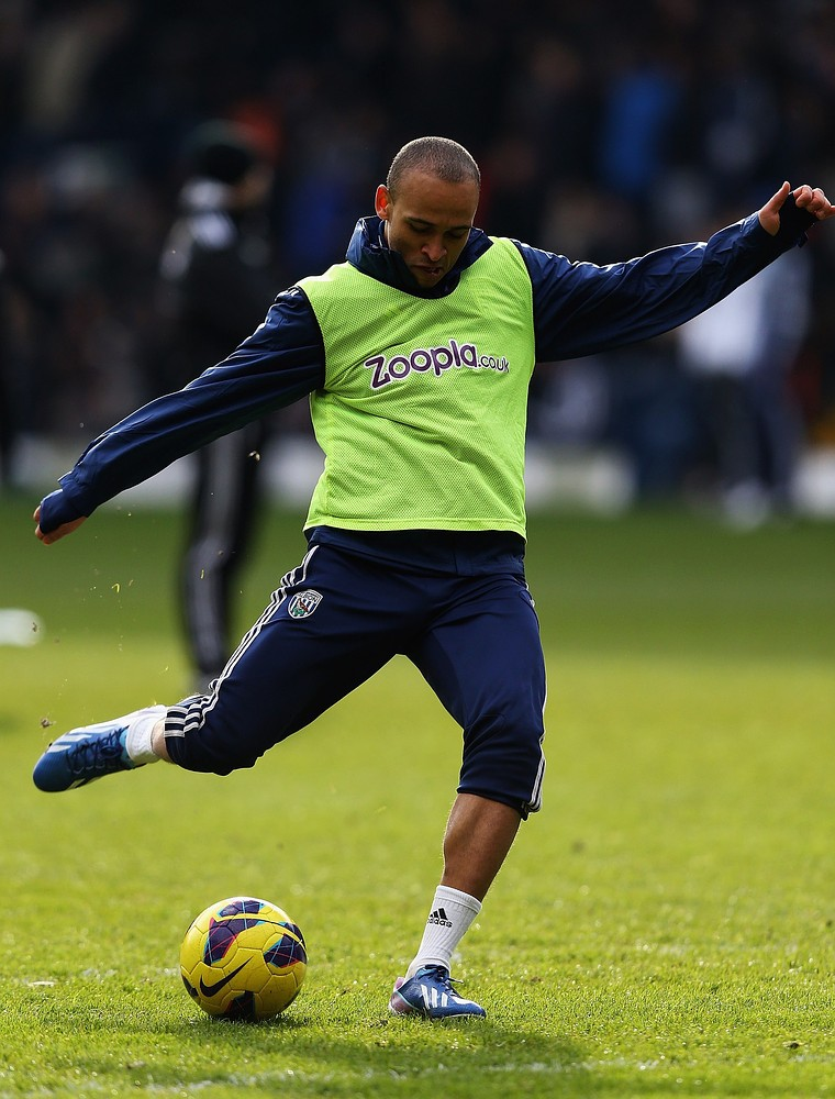 Cardiff City in pole position to sign West Brom misfit Peter Odemwingie