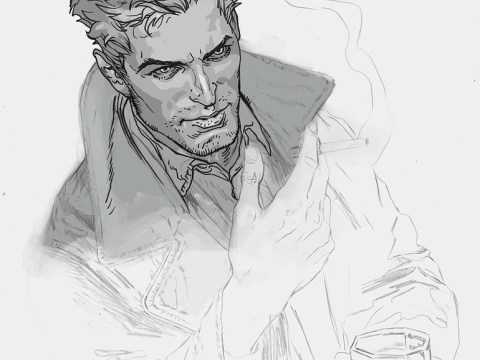 DC comic Constantine to be given the TV treatment: How well will the comic book character translate on screen?
