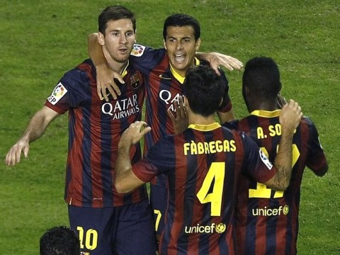 The stats have it: Barcelona outdone in possession for the first time in five years