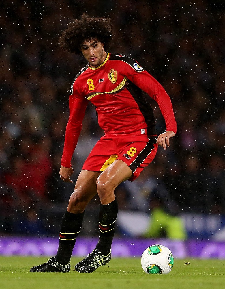 Marouane Fellaini: I was thinking about Manchester United before Everton exit
