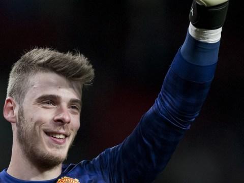 Manchester United's David de Gea set for Fantasy Football clean sheet