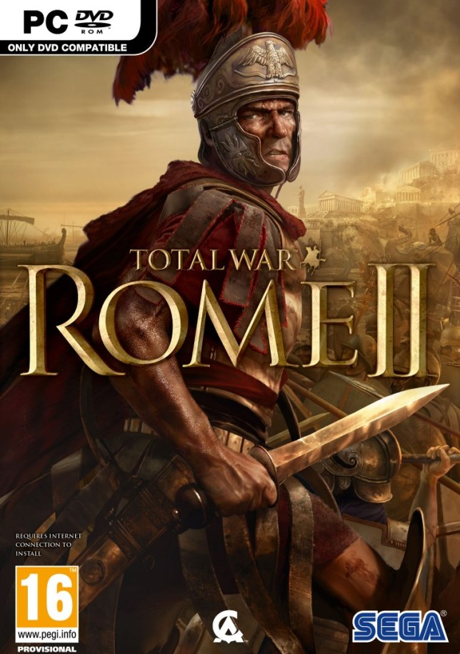 Total War: Rome II victorious in new UK top 10 – Games charts 7