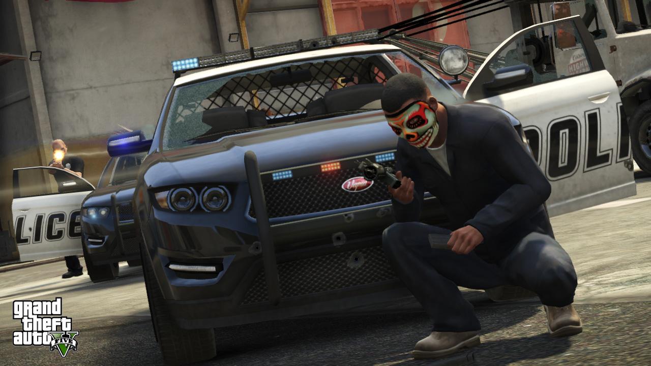 Grand Theft Auto V - full of hidden extras