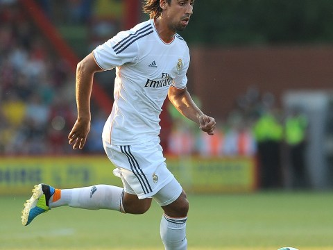 Real Madrid turn down Manchester United bid for Sami Khedira