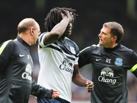 Romelu Lukaku: Everton's physio had to tell me I scored winner against West Ham