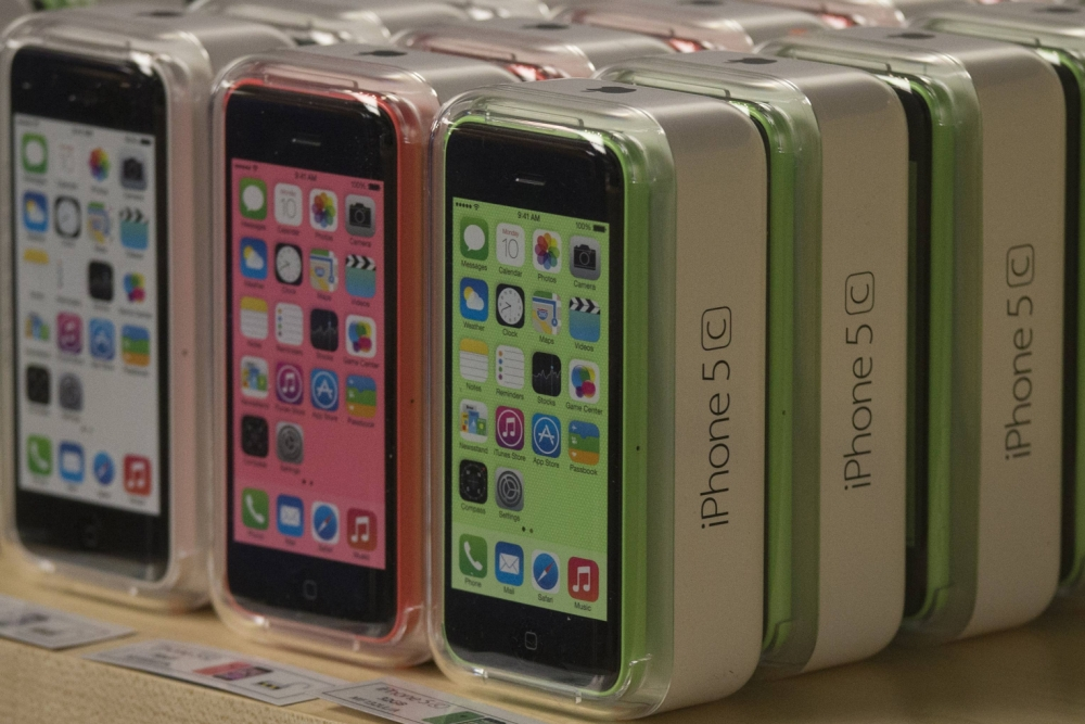 The iPhone 5C and 5S sell by the shedload but does that make Apple cool or not?