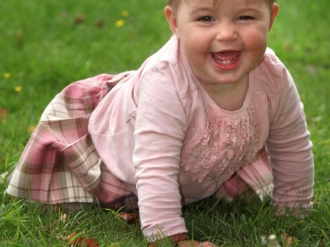 Three heart attacks and only a year old: Baby Willow pulls through after a virus leaves her clinging to life by a thread
