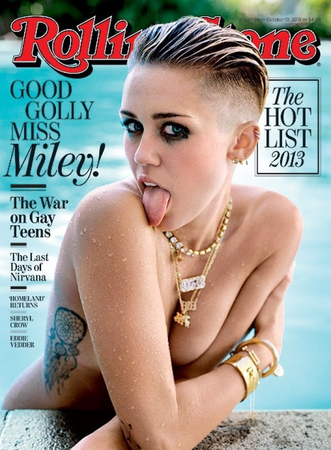 Miley Cyrus, Rolling Stone