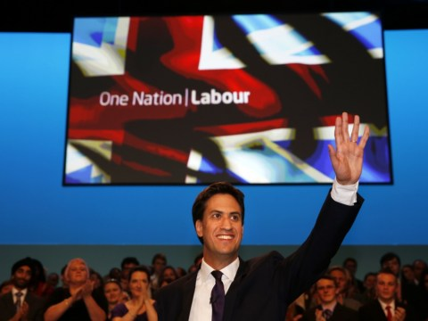 Labour party conference: 'Red' Ed Miliband stakes his claim as pledges on energy and land mark shift to left