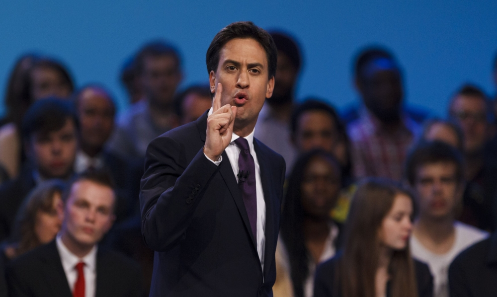 Ed Miliband: A man obsessed with defending his own leadership