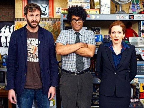 IT Crowd finale: Goodbye Jen, Roy and Moss – we'll miss you