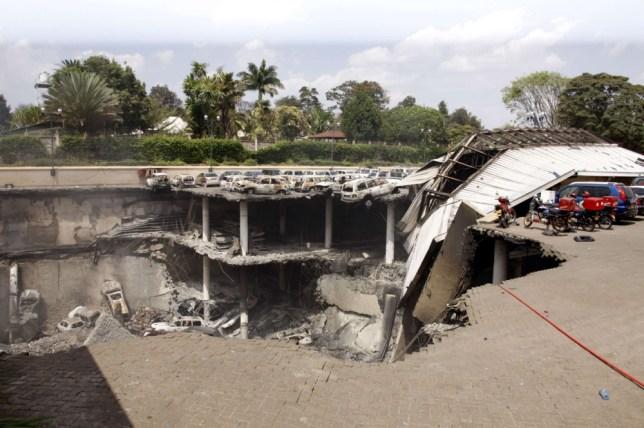 Nairobi terror attack: Sixth Briton confirmed dead as new footage emerged