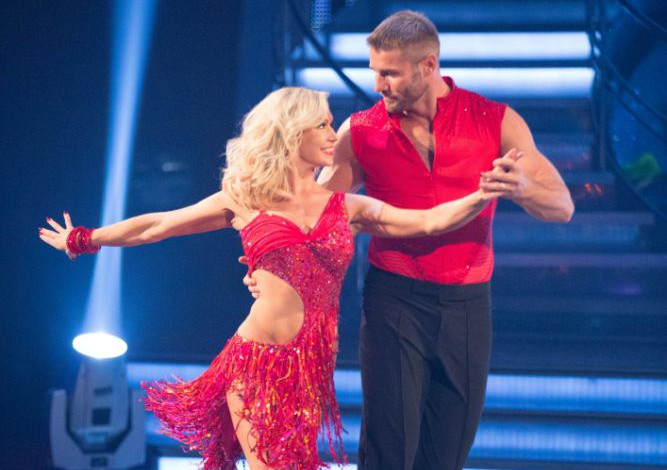 Curse of Strictly Come Dancing strikes again: Ben Cohen and wife Abby split days after THAT Kristina Rihanoff cosy Tube moment