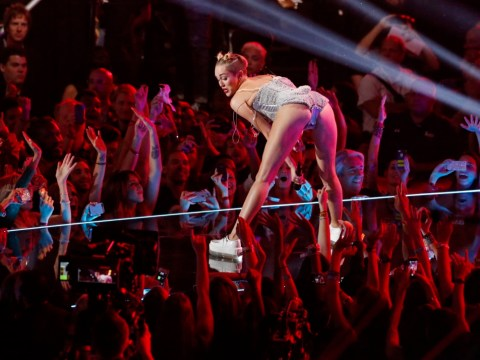 David Cameron: Miley Cyrus is a bad role model after her twerking antics