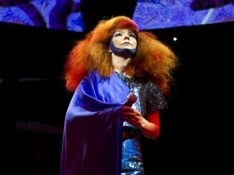 Björk brings her Biophilia tour to town