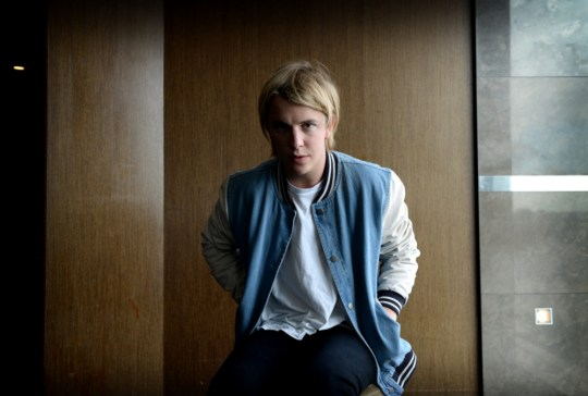 Tom Odell (Picture: EPA)