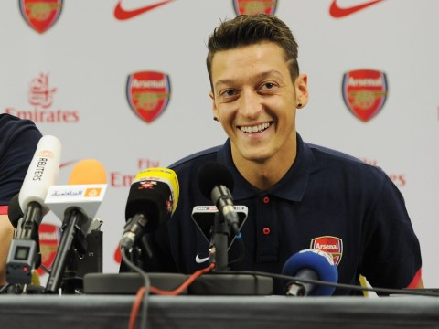 Mesut Ozil didn't have strength to fight for Real Madrid place, says Zinedine Zidane