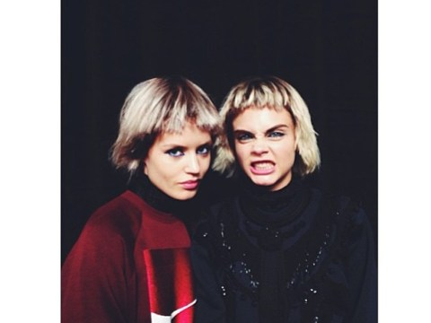 Gallery: Georgia May Jagger and Cara Delevingne shine at Marc Jacobs show at New York Fashion Week