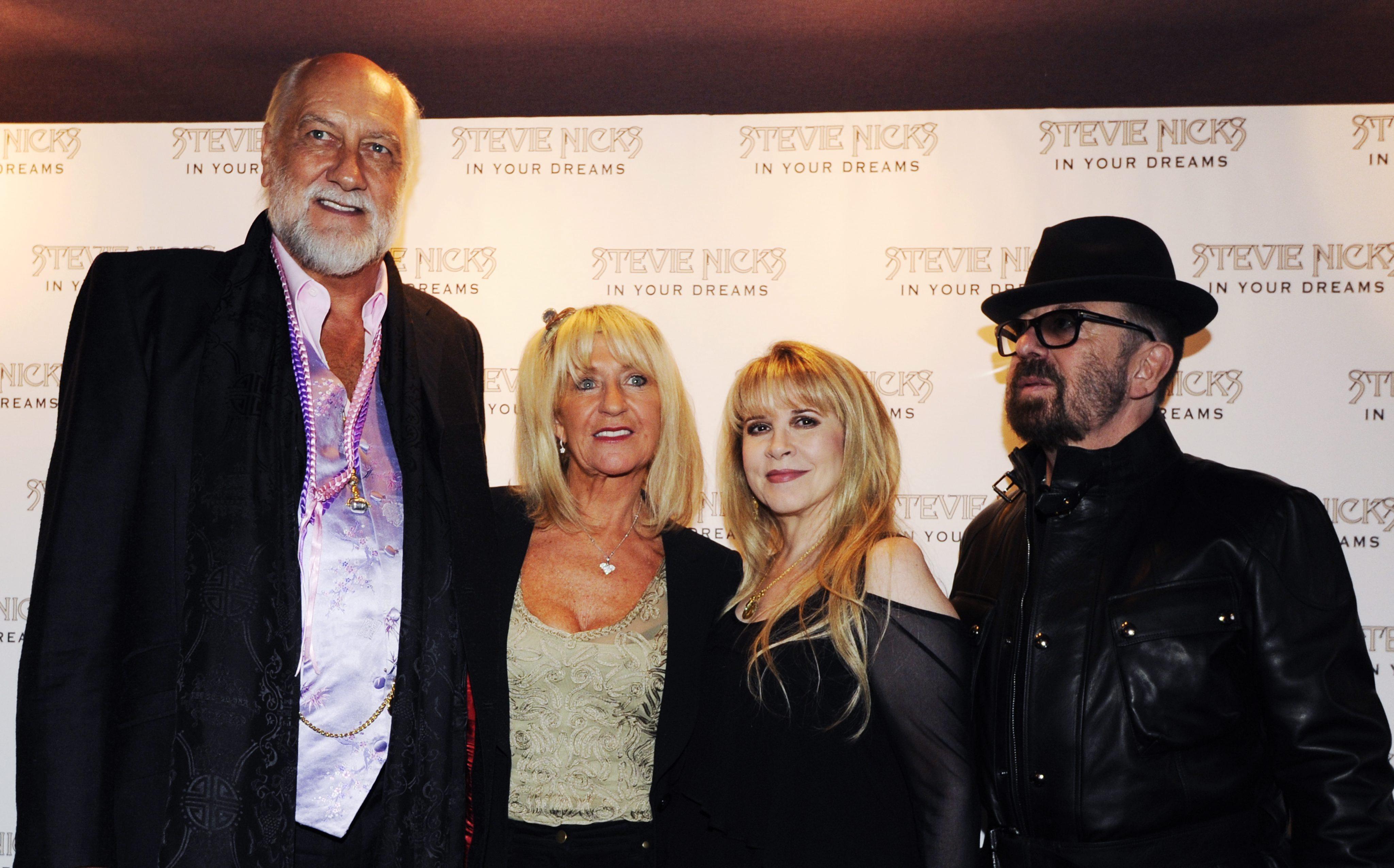 Fleetwood Mac won't be going their own way to Glastonbury 2015