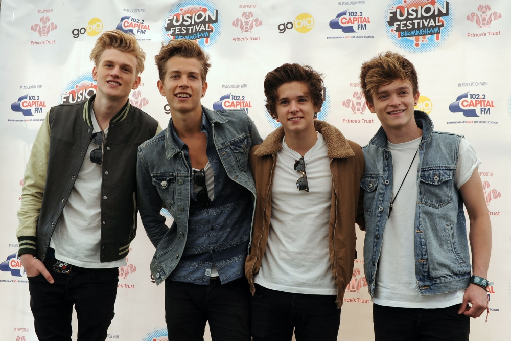 The Vamps win MTV Brand New competition 2014 triumphing over Sam Smith and Ella Eyre