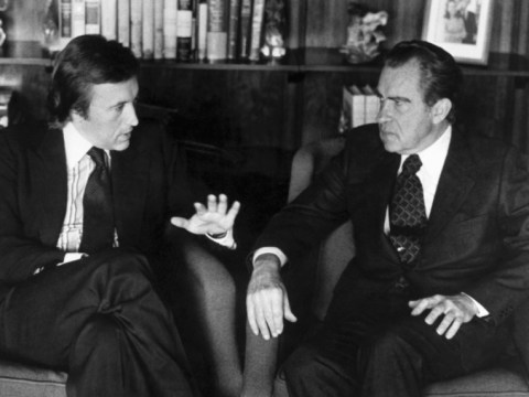 Sir David Frost dies: A look back at the legendary broadcaster's career