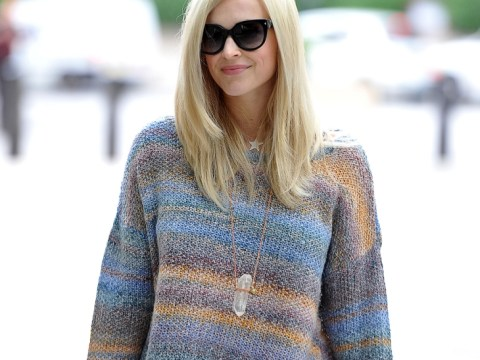 Guess who's back? Fearne Cotton makes radio return after maternity leave