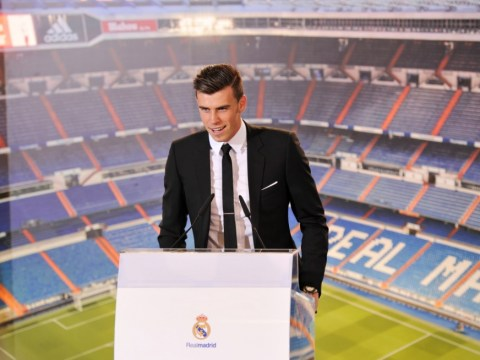 Gallery: Gareth Bale signs for Real Madrid