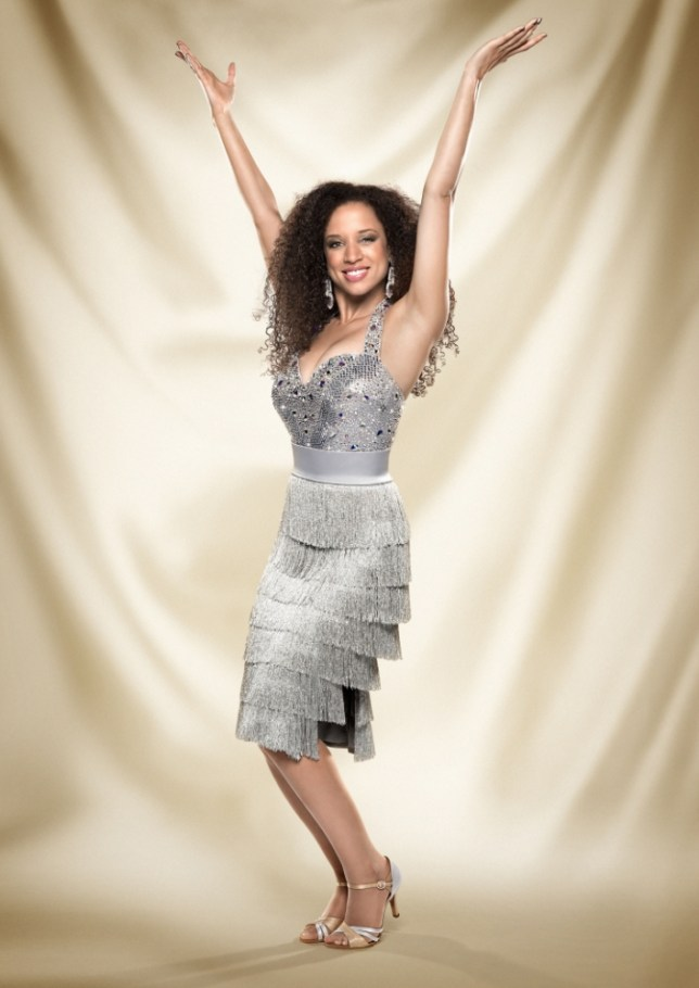 Embargoed to 1930 Monday September 2. For use in UK, Ireland or Benelux countries only. BBC handout photo of Natalie Gumede, one of this year's celebrity contestants in BBC1's Strictly Come Dancing. PRESS ASSOCIATION Photo. Issue date: Monday September 2, 2013. See PA story SHOWBIZ Strictly. Photo credit should read: Ray Burmiston/BBC/PA Wire NOTE TO EDITORS: Not for use more than 21 days after issue. You may use this picture without charge only for the purpose of publicising or reporting on current BBC programming, personnel or other BBC output or activity within 21 days of issue. Any use after that time MUST be cleared through BBC Picture Publicity. Please credit the image to the BBC and any named photographer or independent programme maker, as described in the caption.